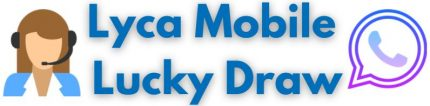 Lyca Mobile Lucky Draw